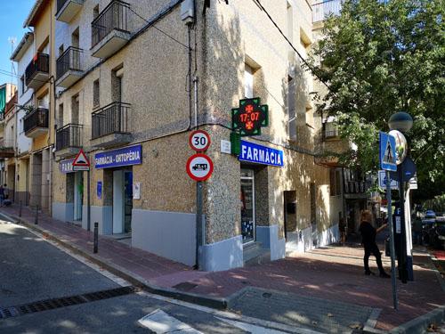 Farmàcia Ortopèdia Corbera de llobregat Dr. CR Botet Piró
